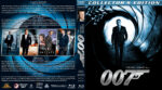 Daniel Craig Bond Collection (2006-2015) R1 Custom Blu-Ray Covers