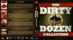 The Dirty Dozen Collection (1967-1988) R1 Custom Blu-Ray Cover