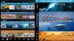 DisneyNature Quad (2007-2011) R1 Custom Blu-Ray Cover