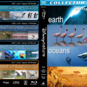 DisneyNature Quad (2007-2011) R1 Custom Blu-Ray Cover
