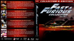 Fast & Furious Collection – Volume 1 (2001-2009) R1 Custom Blu-Ray Cover