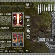 Highlander Quad (1986-2000) R1 Custom Blu-Ray Cover