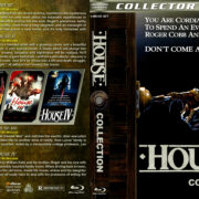 House Collection (1986-1992) R1 Custom Blu-Ray Cover