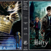 Harry Potter Collection: Years 5-7 (2007-2011) R1 Custom Blu-Ray Covers