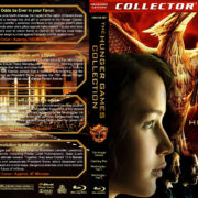 The Hunger Games Collection (2012-2015) R1 Custom Blu-Ray Covers