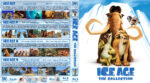 Ice Age Quad (2002-2012) R1 Custom Blu-Ray Cover