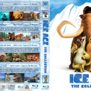 Ice Age Quad (2002-2012) R1 Custom Blu-Ray Cover
