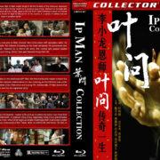 IP Man Quad (2008-2013) R1 Custom Blu-Ray Cover