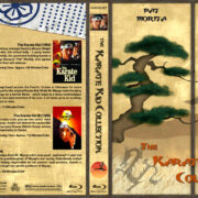 The Karate Kid Collection (4-movie-set) (1984-1994) R1 Custom Blu-Ray Cover