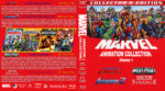 Marvel Animation Collection – Volume 1 (2006-2007) R1 Custom Blu-Ray Cover