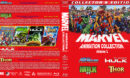 Marvel Animation Collection - Volume 2 (2008-2011) R1 Custom Blu-Ray Cover