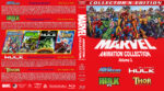 Marvel Animation Collection – Volume 2 (2008-2011) R1 Custom Blu-Ray Cover