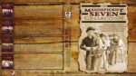 The Magnificent Seven Collection (1960-1972) R1 Custom Blu-Ray Cover