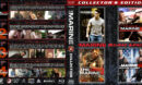 The Marine 4-Pack (2006-2015) R1 Custom Blu-Ray Cover