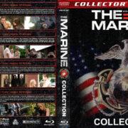 The Marine Collection (2006-2015) R1 Custom Blu-Ray Covers