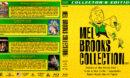 Mel Brooks Collection - Set 2 (1981-1993) R1 Custom Blu-Ray Cover