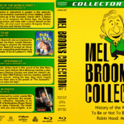 Mel Brooks Collection – Set 2 (1981-1993) R1 Custom Blu-Ray Cover