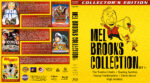 Mel Brooks Collection – Set 1 (1970-1977) R1 Custom Blu-Ray Cover