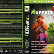The Muppets Collection – Volume 1 (1979-1996) R1 Custom Blu-Ray Cover
