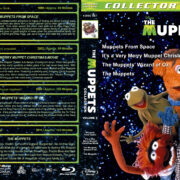 The Muppets Collection – Volume 2 (1999-2011) R1 Custom Blu-Ray Cover
