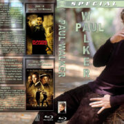 Paul Walker Quad (2003-2010) R1 Custom Blu-Ray Covers