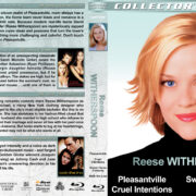Reese Witherspoon Quad (1998-2005) R1 Custom Blu-Ray Cover