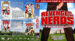 Revenge of the Nerds: The Atomic Wedgie Collection (1984-1994) R1 Custom Blu-Ray Cover
