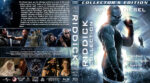 Riddick Collection (2014) R1 Custom Blu-Ray Covers