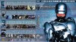 RoboCop Collection (1987-2014) R1 Custom Blu-Ray Covers