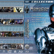 RoboCop Collection (1987-2014) R1 Custom Blu-Ray Covers