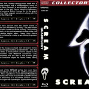 Scream Collection (1996-2011) R1 Custom Blu-Ray Cover
