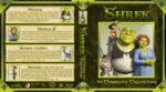 Shrek: The Complete Collection (2001-2010) R1 Custom Blu-Ray Cover