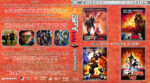 Spy Kids Quadrilogy (2001-2011) R1 Custom Blu-Ray Cover