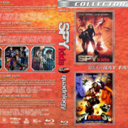 Spy Kids Quadrilogy (2001-2011) R1 Custom Blu-Ray Cover