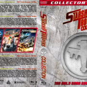 Starship Troopers Collection (1997-2012) R1 Custom Blu-Ray Covers