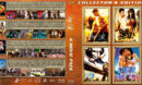 Step-Up: 4-Movie Pack (2006-2012) R1 Custom Blu-Ray Cover