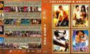 Step-Up: 4-Movie Pack (2006-2012) R1 Custom Blu-Ray Cover