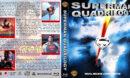 Superman Quadrilogy (1978-1987) R1 Custom Blu-Ray Cover