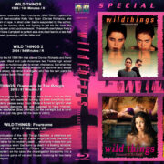 Wild Things Collection (1998-2010) R1 Custom Blu-Ray Cover