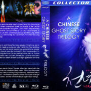A Chinese Ghost Story Trilogy (1987-1991) R1 Custom Blu-Ray Cover