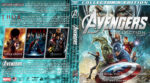 The Avengers Collection – Volume 2 (2011-2012) R1 Custom Blu-Ray Cover