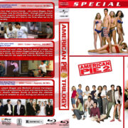 American Pie Trilogy (1999-2003) R1 Custom Blu-Ray Cover