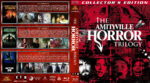 The Amityville Horror Trilogy (1979-1983) R1 Custom Blu-Ray Cover