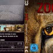 Zoo: Staffel 1 (2015) R2 German Custom Cover & labels
