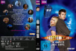 Doctor Who Staffel 2 (2007) R2 German Custom Cover & labels