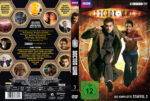 Doctor Who: Staffel 3 (2007) R2 German Custom Cover & labels