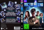 Doctor Who: Staffel 6 (2011) R2 German Custom Cover & labels