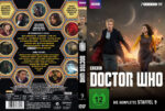 Doctor Who: Staffel 9 (2015) R2 German Custom Cover & labels