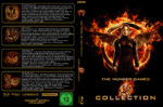 Die Tribute von Panem Triologie-Collection (2012-2015) R2 German Custom Blu-Ray Covers & labels