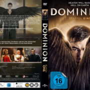 Dominion: Staffel 1 (2014) R2 German Custom Cover & labels